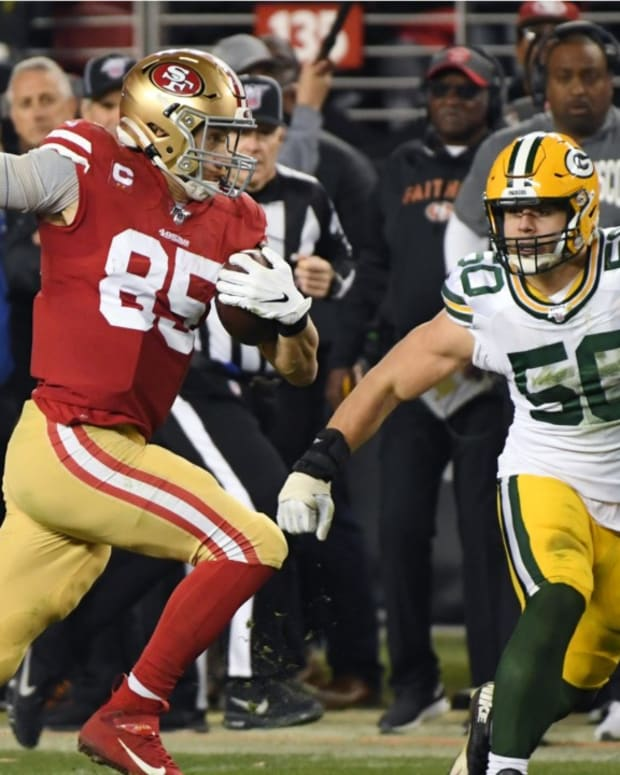 Packers_DBs_Coach_Jerry_Gray_on_49ers_TE-61509eda0fcced3942fe5f0c_1_Sep_26_2021_16_27_59_poster