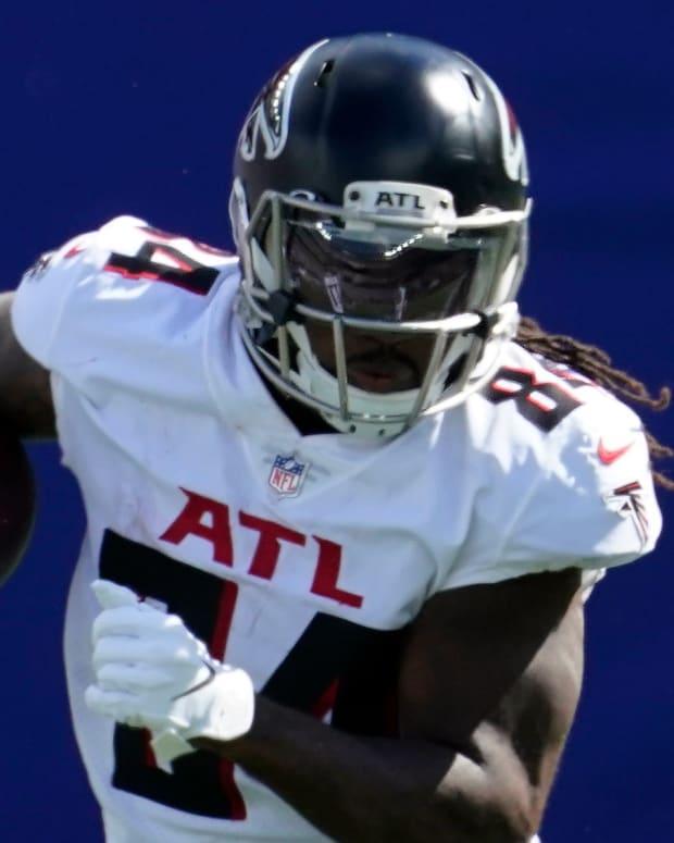 Cordarrelle Patterson Atlanta Falcons vs. New York Giants