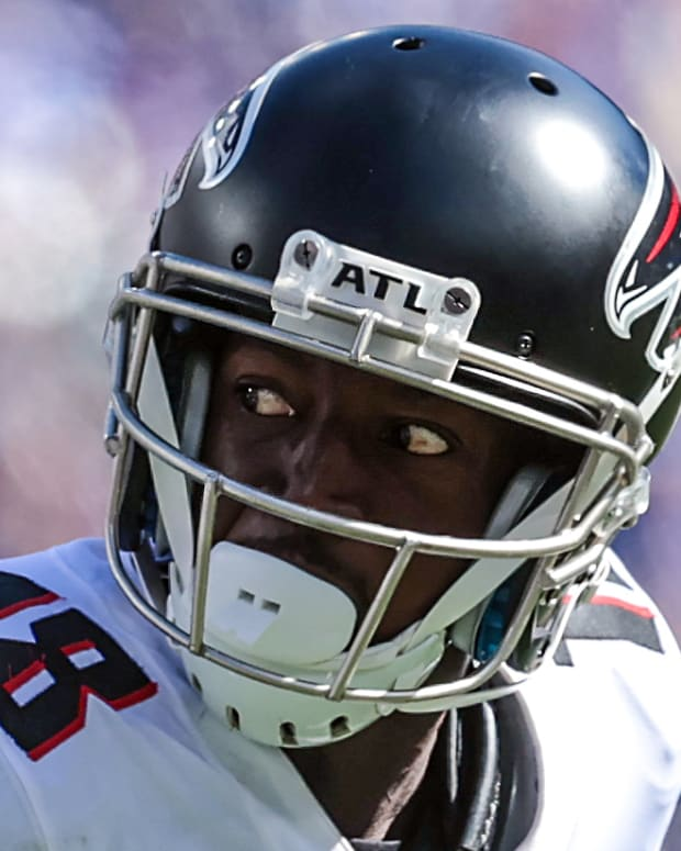 Calvin Ridley Atlanta Falcons vs. New York Giants
