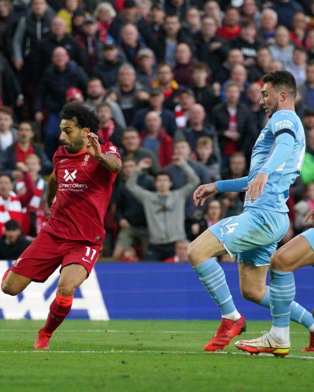 Mohamed Salah Manchester City