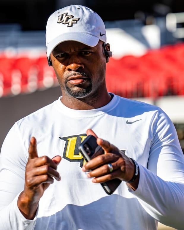 Travis Williams UCF