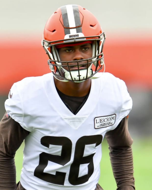 Cleveland Browns Greedy Williams Impresses in First Start of 2021