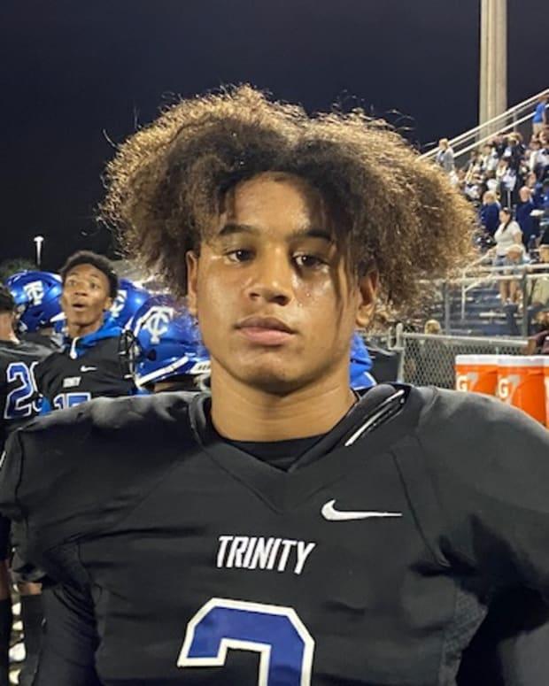 Colin Hurley, Quarterback, Jacksonville (Fla.) Trinity Christian - 2025