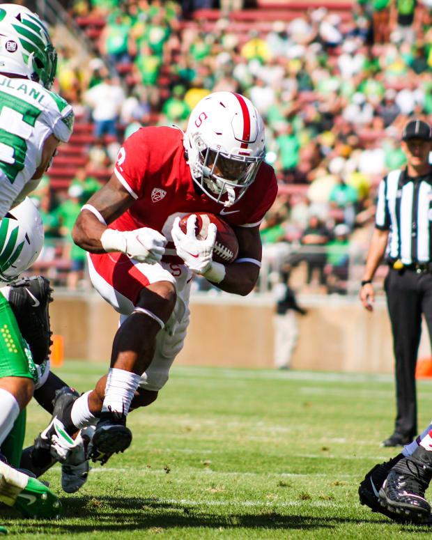 Nate Heukulani Stanford