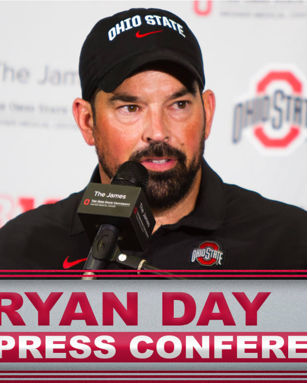 Ryan Day Press Conference (October 12)