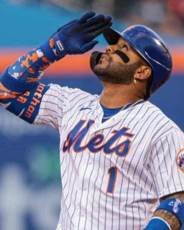 Mets are showing interest in re-signing Jonathan Villar