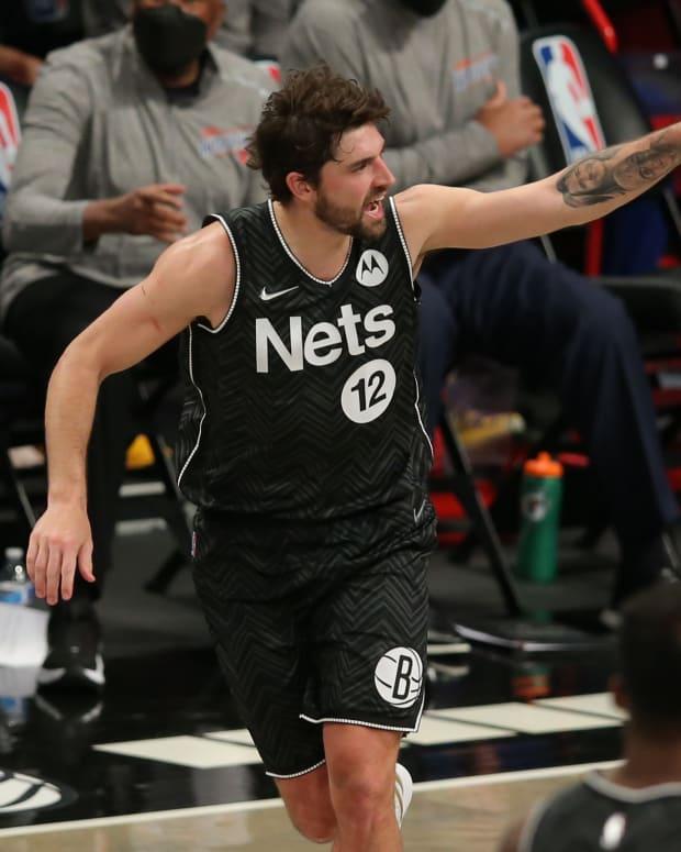 Joe Harris Brooklyn Nets