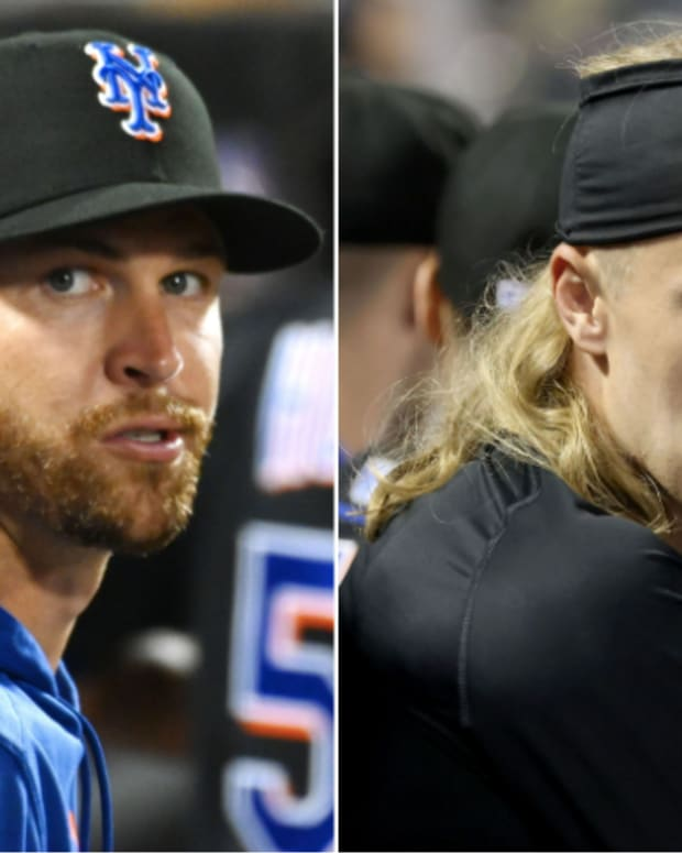 Mets cannot rely on Jacob deGrom, Noah Syndergaard in 2022.