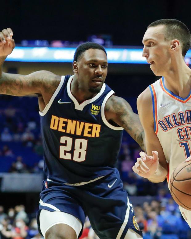 Aleksej Pokusevski, Denver Nuggets