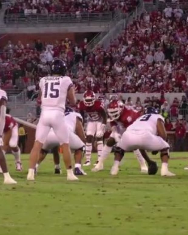 Defense Highlights - TCU