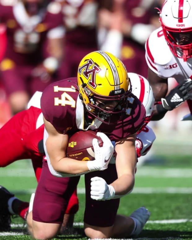 2021 Nebraska-Minnesota football slideshow