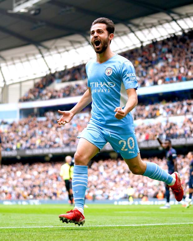 Bernardo goal vs Burnley