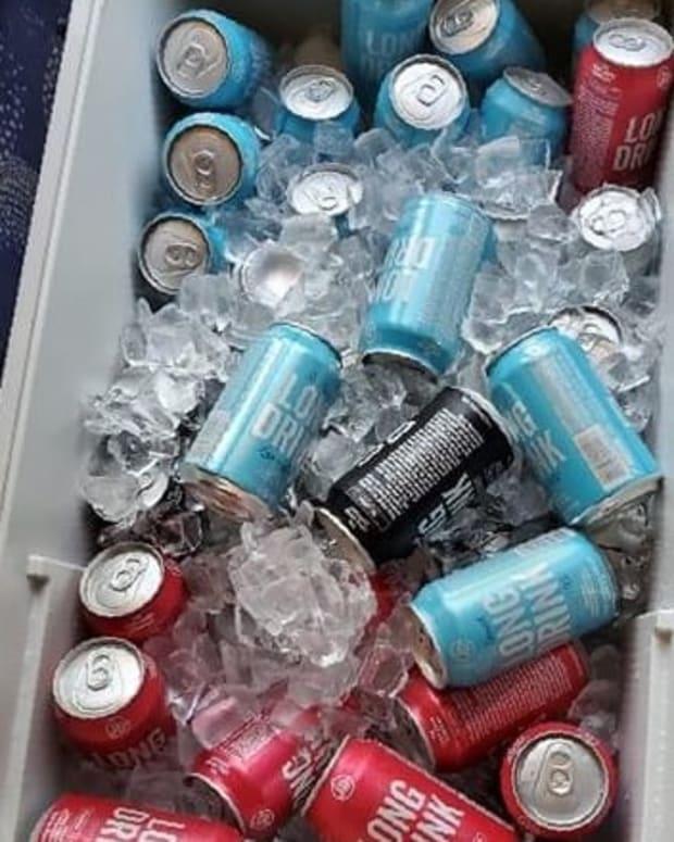 Lond Drink Cooler