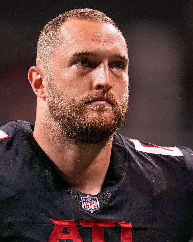 Jason Spriggs Atlanta Falcons