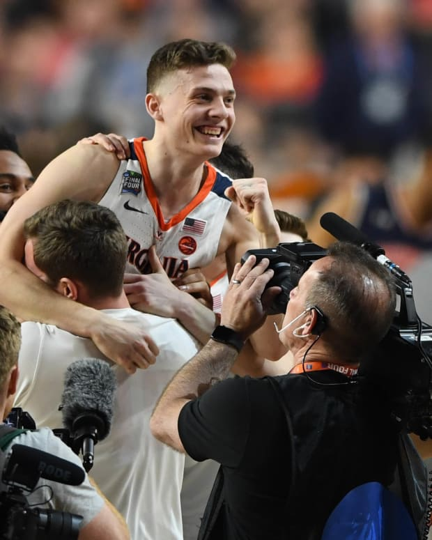 Kyle Guy Virginia Cavaliers men's basketball