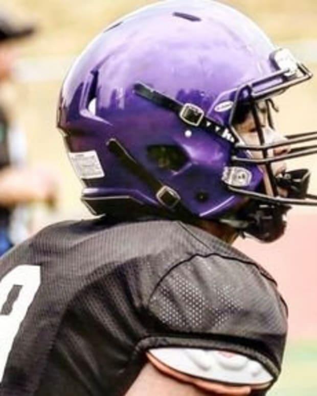 Garfield High linebacker Michael Montgomery has a UW offer.