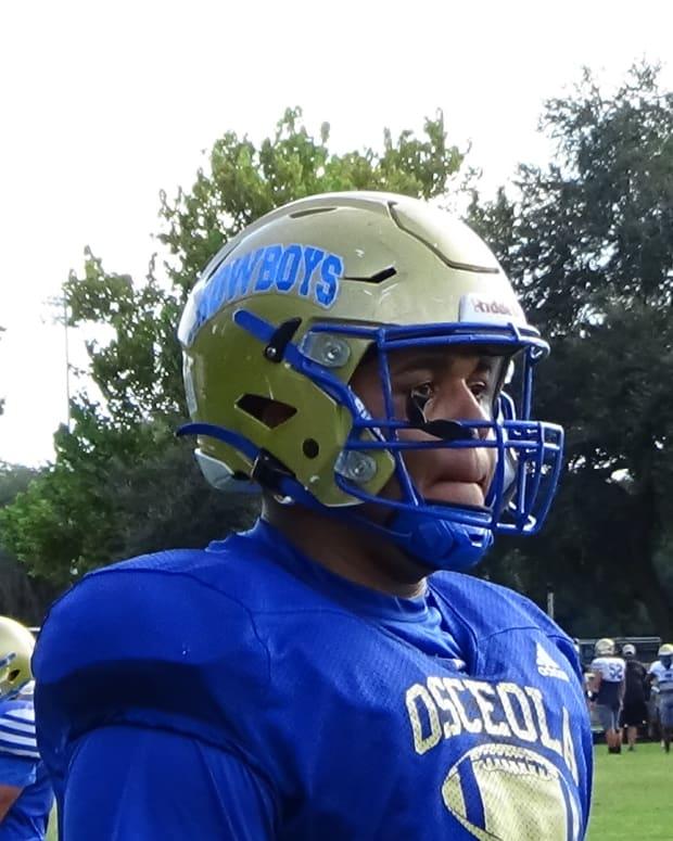 John Walker, Defensive Tackle, Kissimmee (Fla.) Osceola
