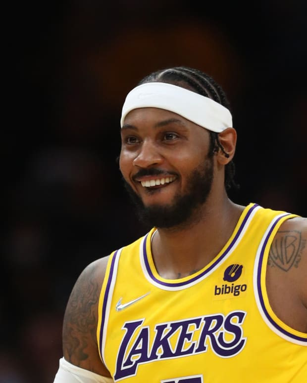 Melo Lakers