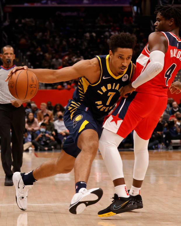 Malcolm Brogdon Indiana Pacers