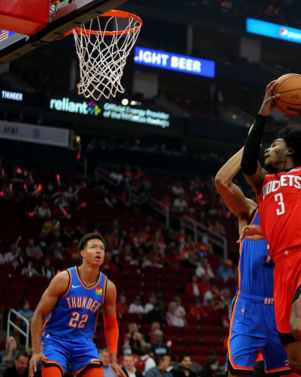 Houston Rockets, Shai Gilgeous-Alexander
