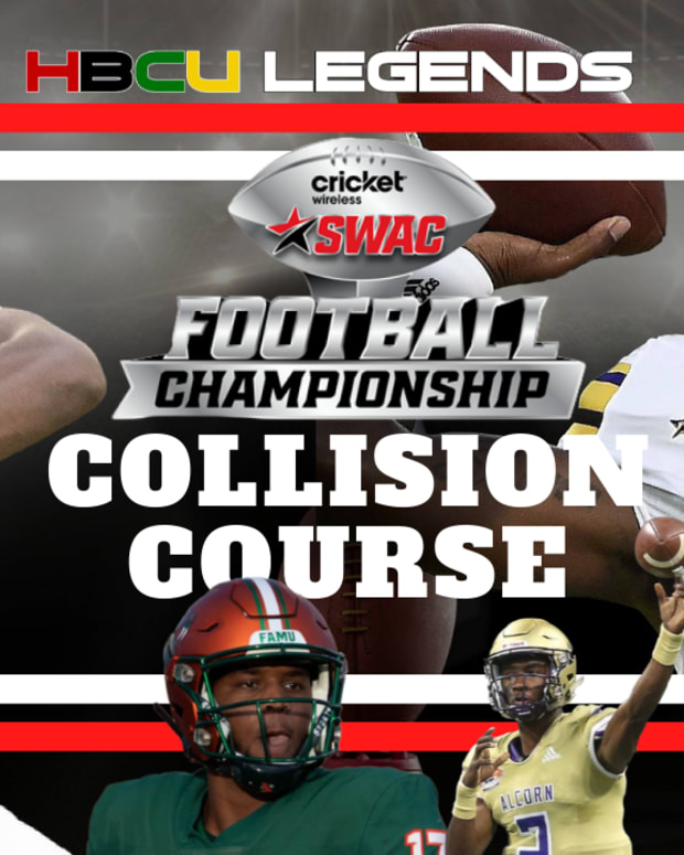 SWAC Collision Course