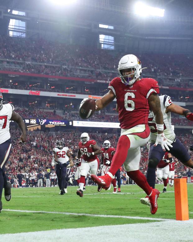 Texans, Cardinals