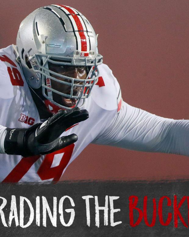 grading the buckeyes (Indiana-offense)
