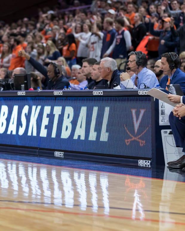 Virginia Basketball Season