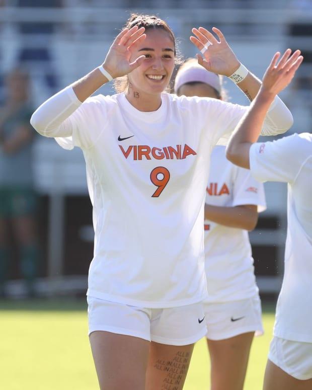 Virginia Cavaliers women's soccer