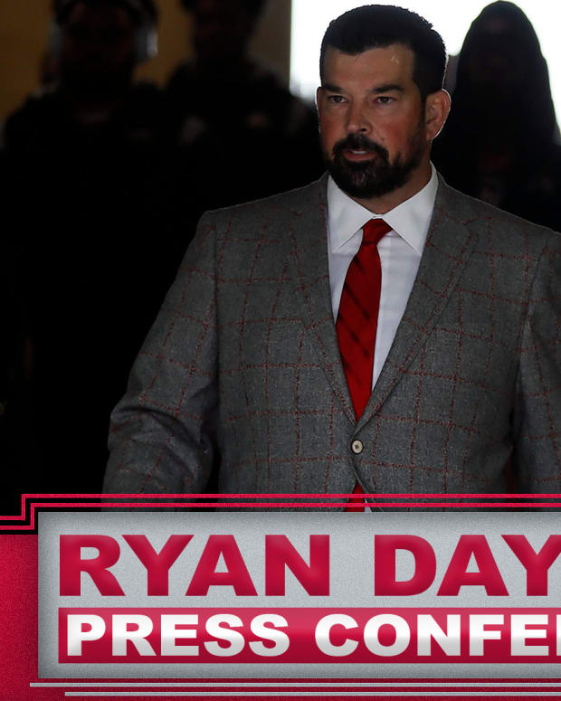 Ryan Day Presser October 26
