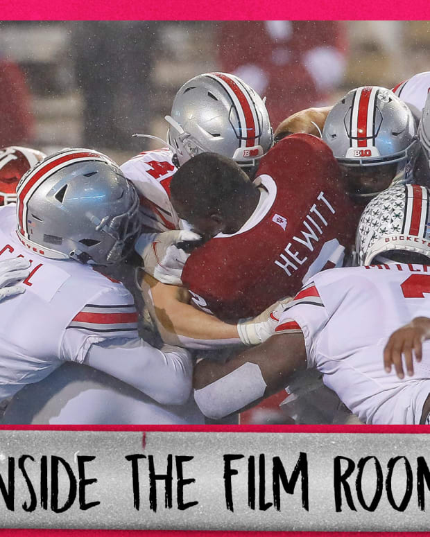 inside the film room (defense-Indiana)