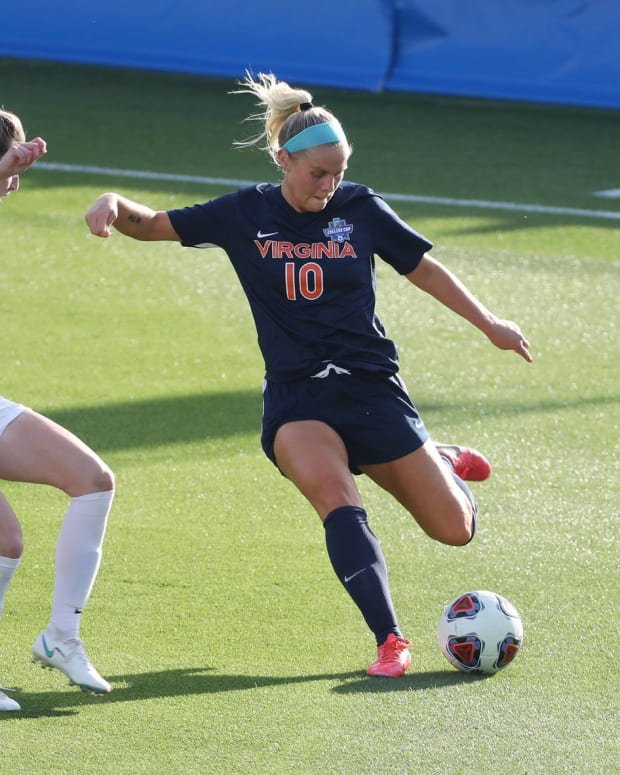 Taryn Torres, Virginia Cavaliers women's soccer