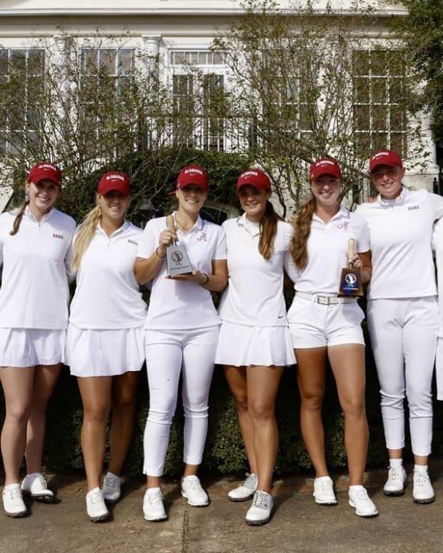 Alabama Women's Golf