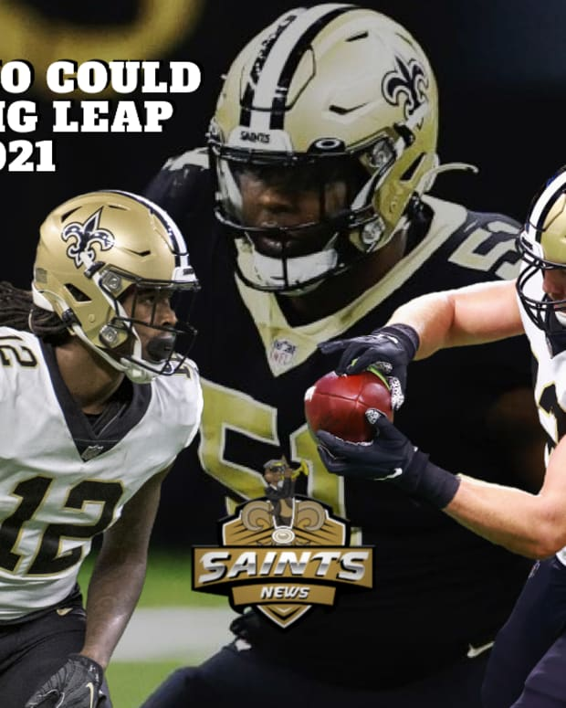 SAINTS WHO COULD MAKE A BIG LEAP IN 2021
