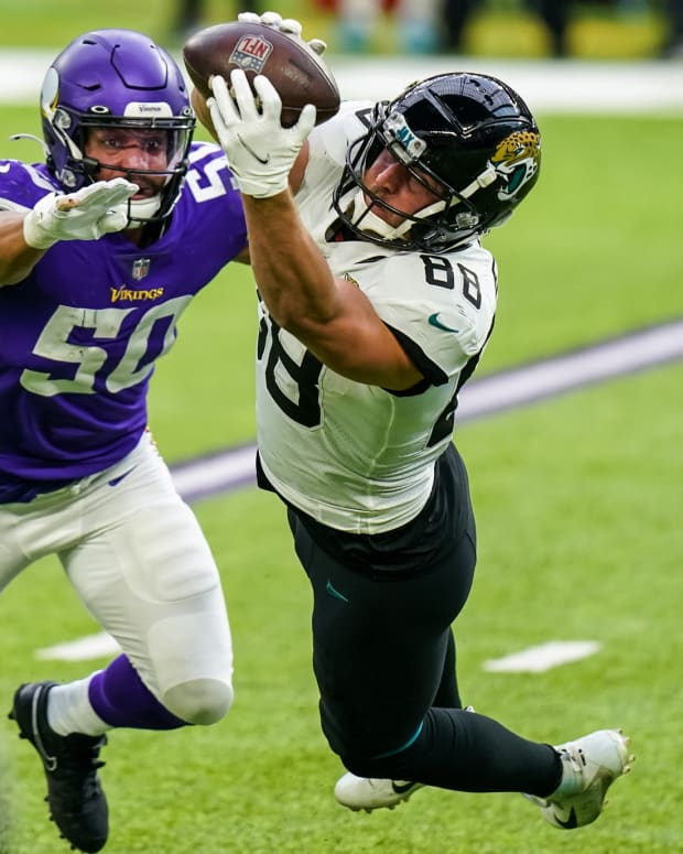 LB Eric Wilson signed with the Eagles as a free agent on April 7, 2021