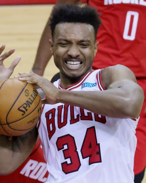 Chicago Bulls Wendell Carter Jr.