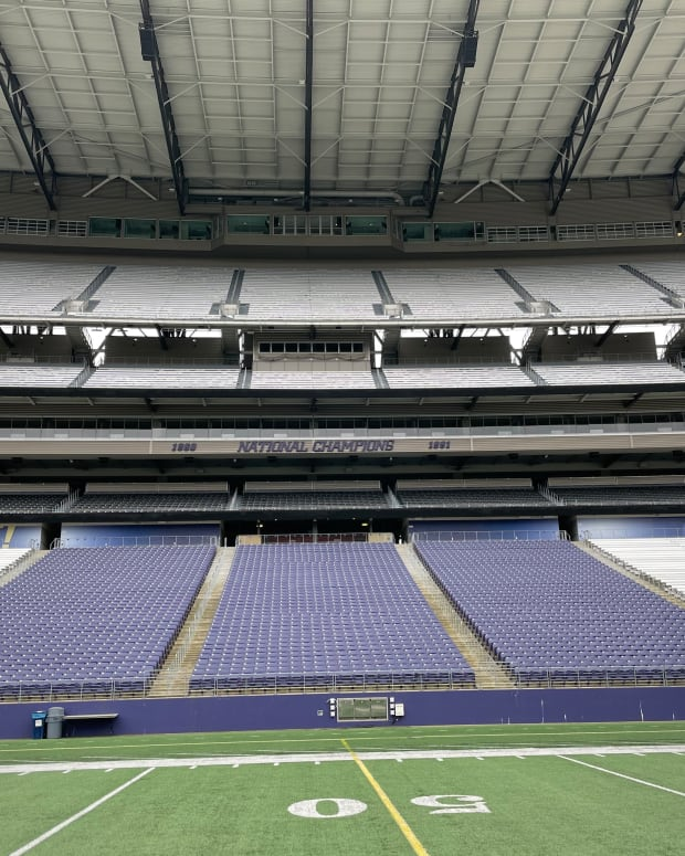 Empty for 17 months, Husky Stadium will have fans on Saturday.