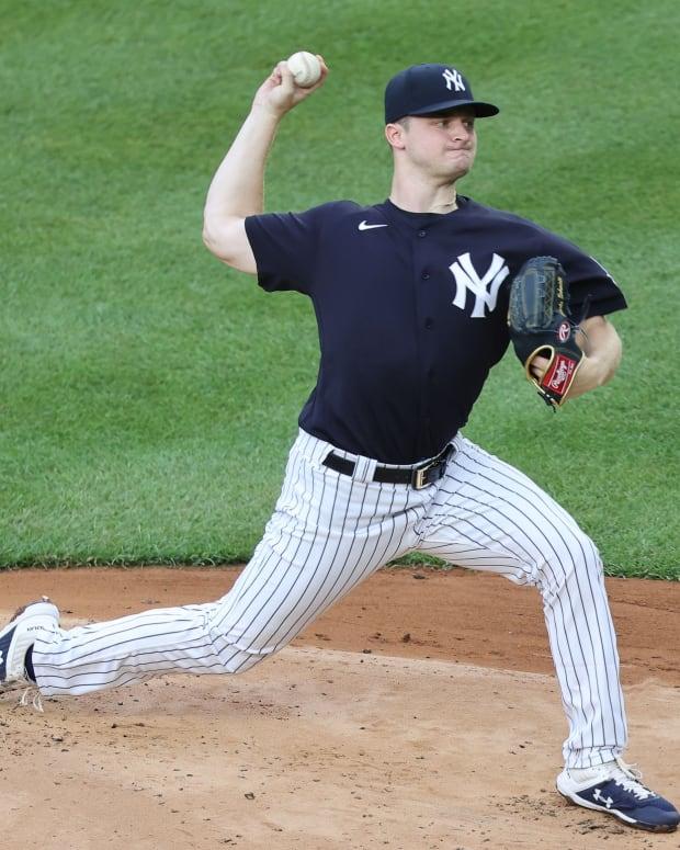 Yankees pitching prospect Clarke Schmidt