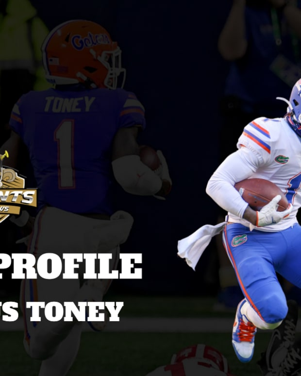 Draft Profile Kadarius Toney