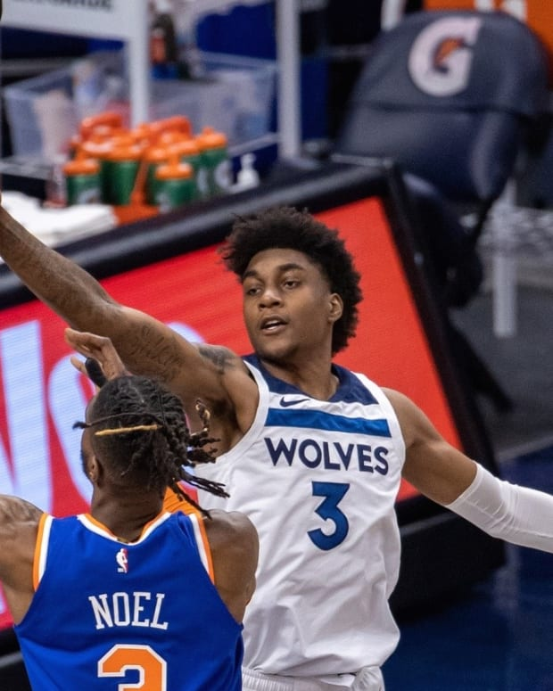 Could Jaden McDaniels someday play his NBA basketball in Seattle?
