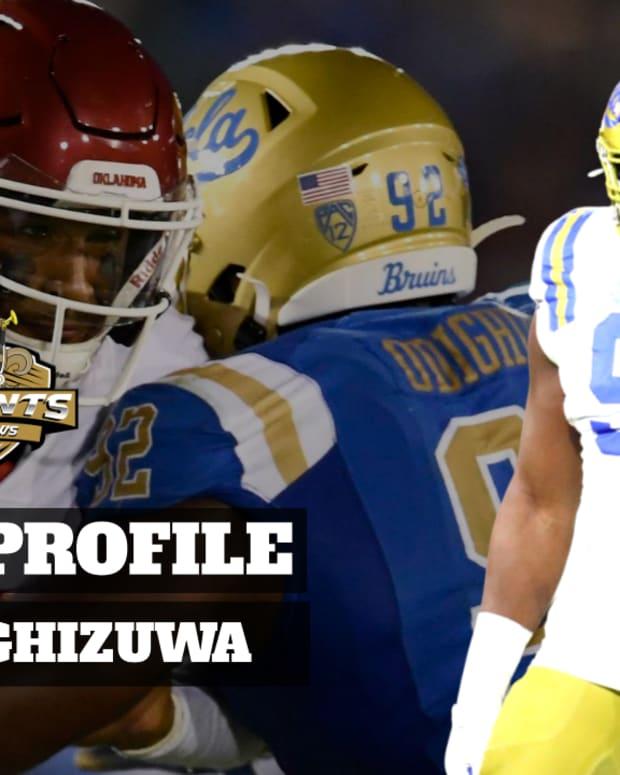Draft Profile Osa Odighizuwa