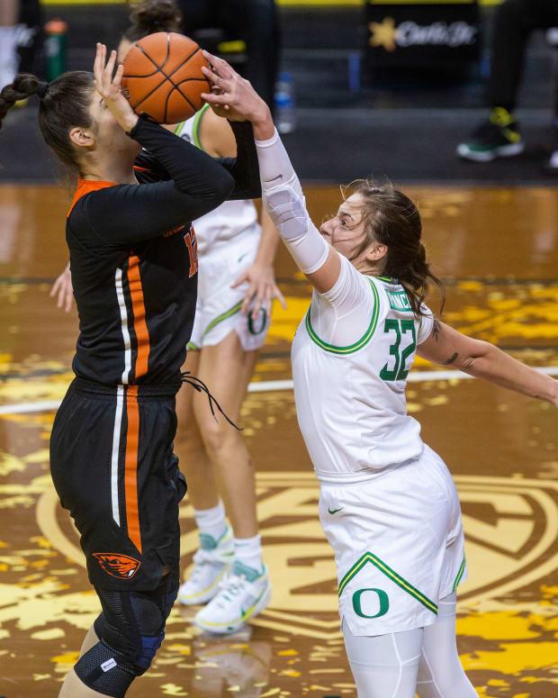 Sedona vs. Oregon State 2020