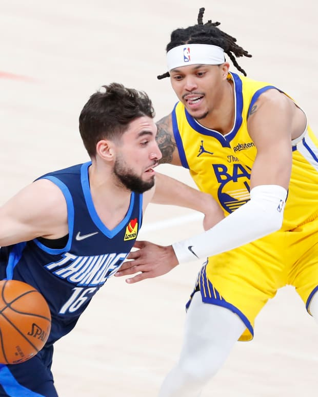 Ty Jerome, Golden State Warriors