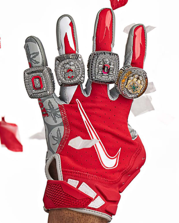 Big Ten Championship Rings