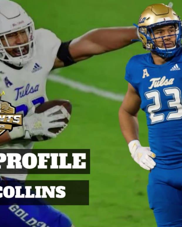 Draft Profile: Zaven Collins