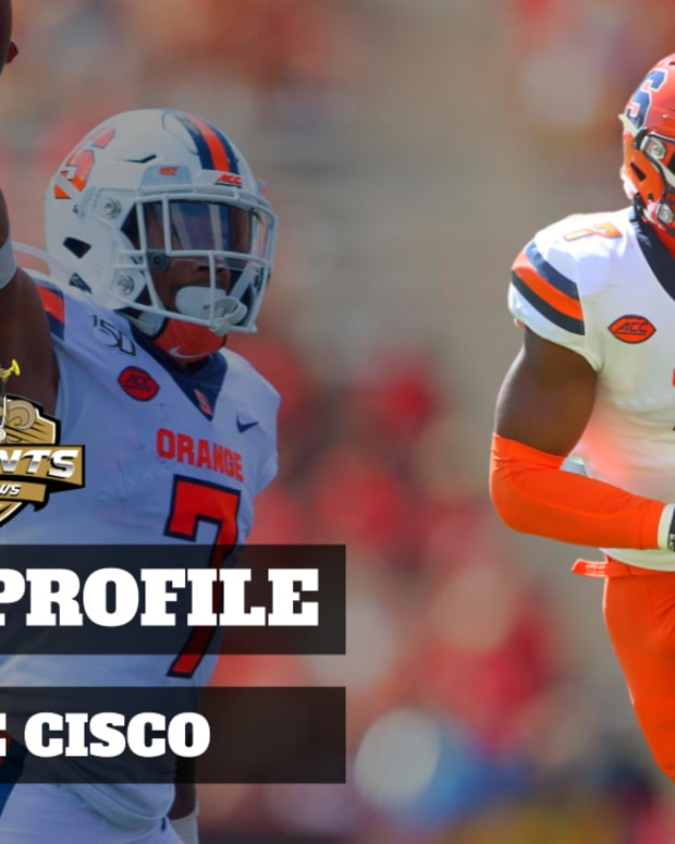Draft Profile- Andre Cisco