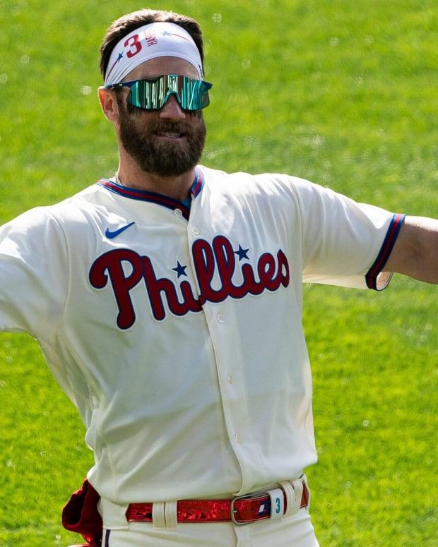 Philadelphia Phillies Bryce Harper