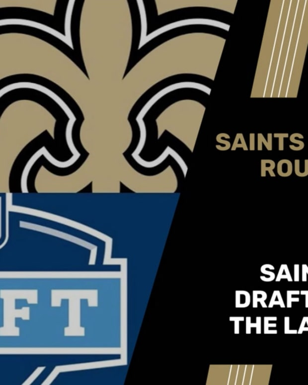 Saints Best Draft Pick Over Last 5 Years
