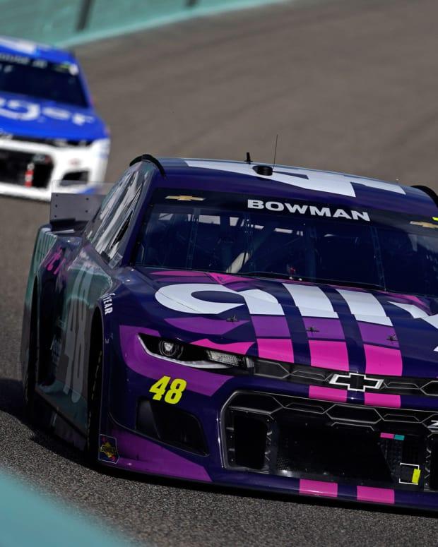 NASCAR Alex Bowman