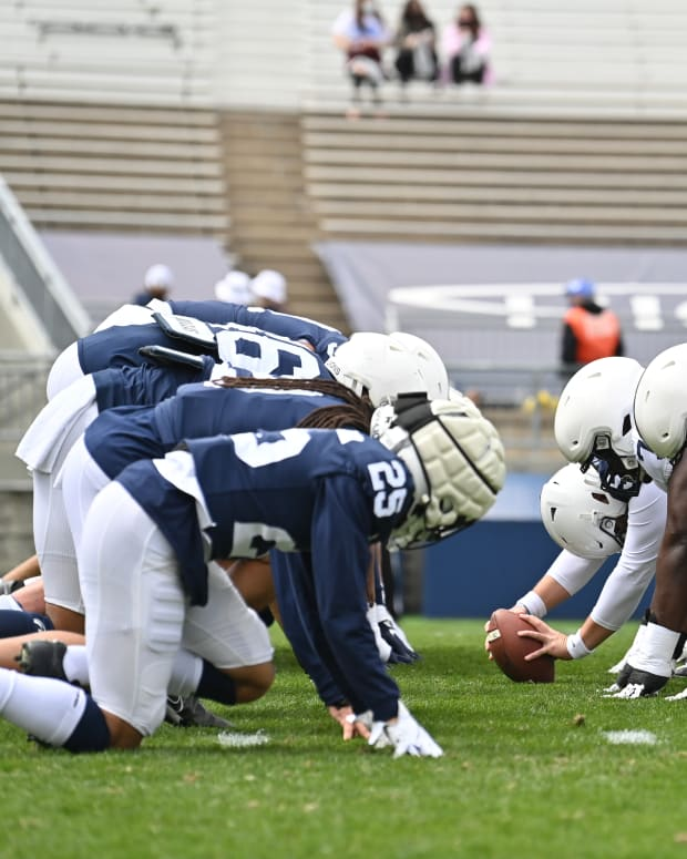 Spring Practice 1